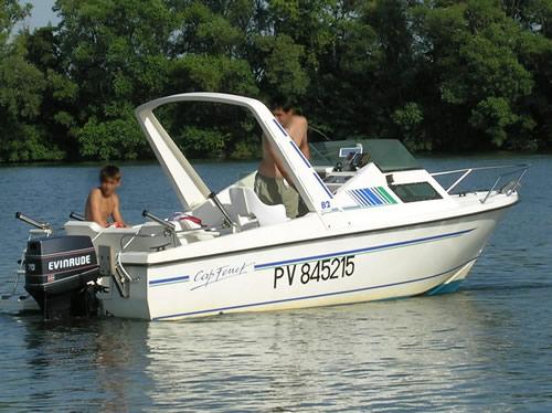 bateau rocca puma