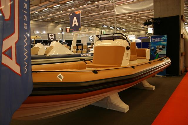 Nouveaut s 2009 chez asis - Nouveautes salon nautique ...