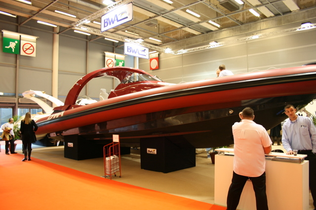 Salon nautique paris 2008 for Salon nautique nantes