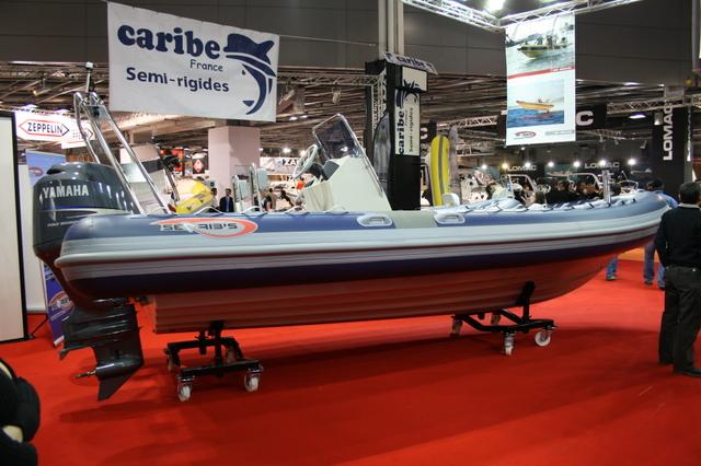 Nouveaut s 2009 chez sea rib 39 s - Nouveautes salon nautique ...